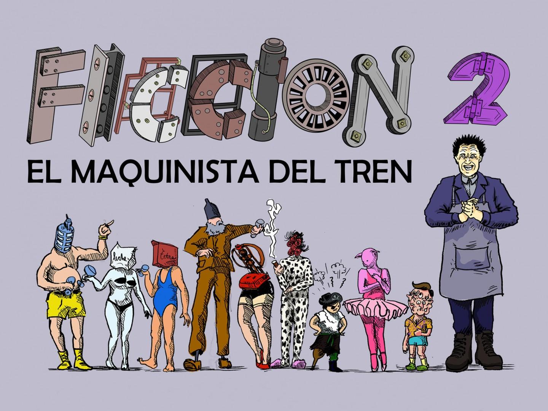 Ficcion II _The Train Machinist